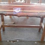 Lighted table